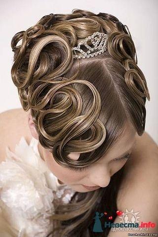 Фото 92212 в коллекции Свадебная прическа. - =nata=