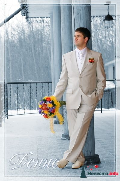 Фото 90806 в коллекции Из разных свадеб - Фотостудия Александра Золотарёва