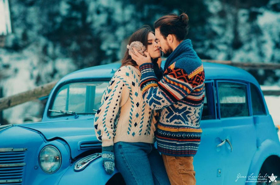 Love Story в горах - фото 14273980 Фотограф Яна Левченко