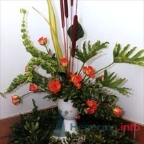 Цветочная душа - фото 9064 Марусин палисад - флористика