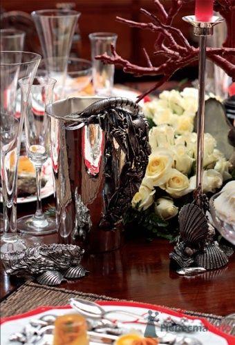 """Столовое серебро G.Raspini - фото 6665 Сеть ювелирных салонов """"Mia Maria"""""""