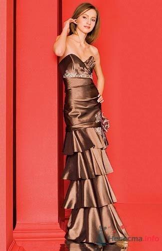 Фото 6043 в коллекции Вечерние платья - Невеста01