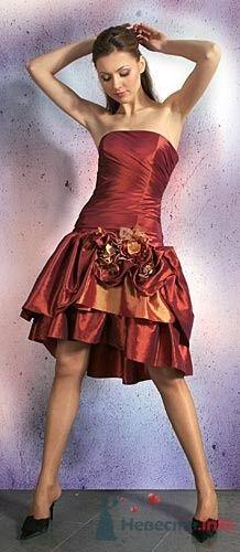 Фото 6045 в коллекции Вечерние платья - Невеста01