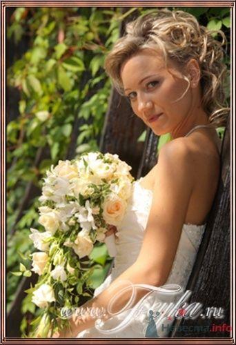 Свадебный образ от Алёны Фильченковой - фото 6189 Стилист-визажист-парикмахер Алена Фильчекова