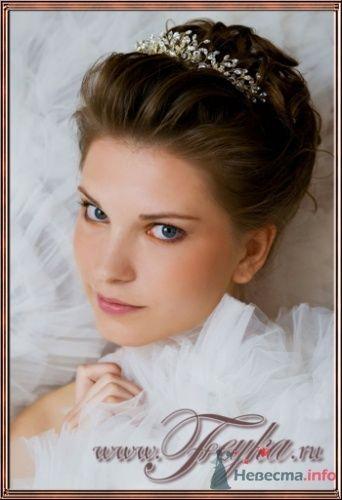 Свадебный образ от Алёны Фильченковой - фото 6190 Стилист-визажист-парикмахер Алена Фильчекова