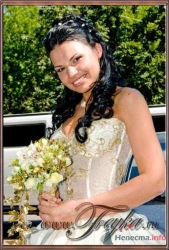 Свадебный образ от Алёны Фильченковой - фото 6191 Стилист-визажист-парикмахер Алена Фильчекова