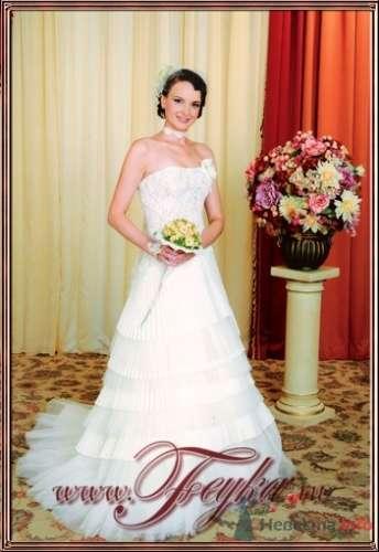 Свадебный образ от Алёны Фильченковой - фото 6192 Стилист-визажист-парикмахер Алена Фильчекова