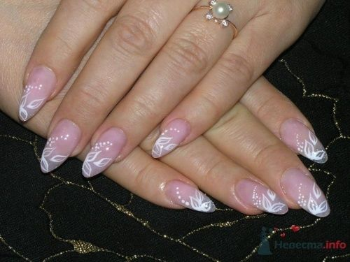 """Фото 6383 в коллекции  дизайн ногтей - Салон красоты и косметологии """"АфродитаSPA"""""""