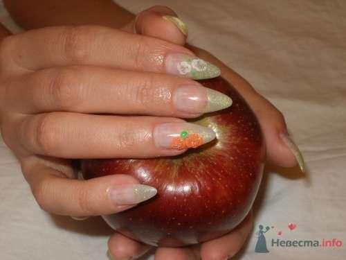 """Фото 6412 в коллекции  дизайн ногтей - Салон красоты и косметологии """"АфродитаSPA"""""""