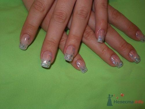 Фото 6417 в коллекции  дизайн ногтей