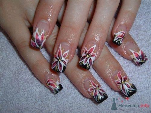 Фото 6418 в коллекции  дизайн ногтей
