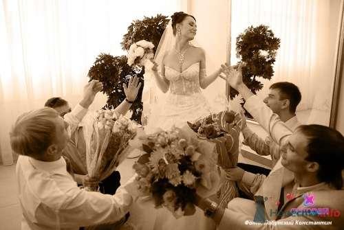"""Фото 13402 в коллекции Свадебная фотосъёмка - Студия """"ФотоРай"""""""