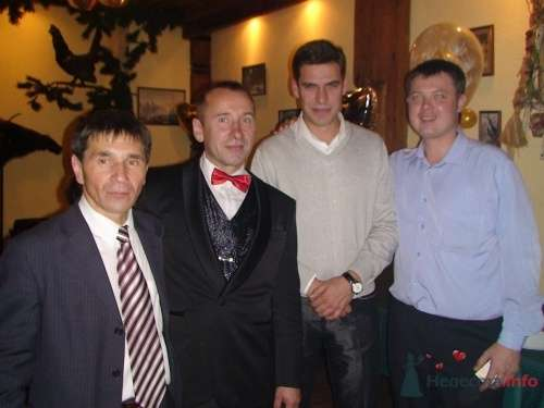 Звезды на свадьбе - фото 10097 Тамада Геннадий Бахарев