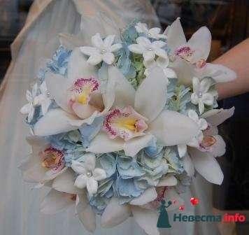 Фото 111970 в коллекции Свадебная флористика - Александра Ваш Свадебный Распорядитель