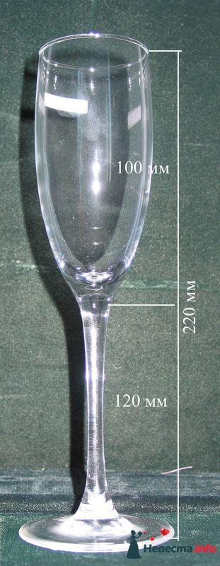"""Бокалы франция - фото 123095 """"Aнютa"""" - свадебные бокалы и аксессуары"""