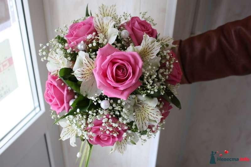 """Фото 91956 в коллекции Букет невесты - Студия флористики и декора """"Модный букет"""""""