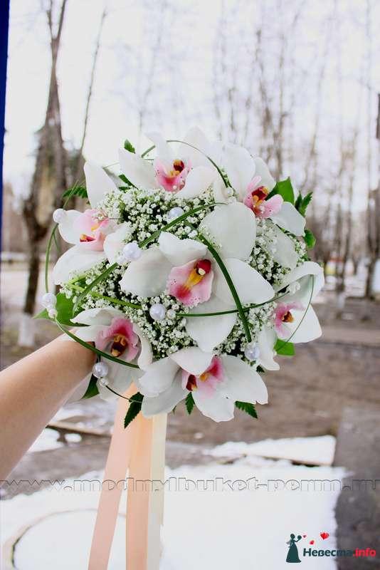 """Фото 94552 в коллекции Букет невесты - Студия флористики и декора """"Модный букет"""""""