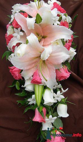 Фото 110704 в коллекции Любимые лилии - свадебные букетики - kosca