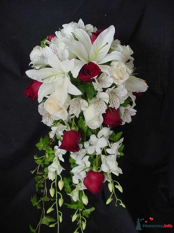 Фото 110797 в коллекции Любимые лилии - свадебные букетики - kosca