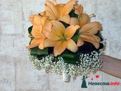 Фото 110798 в коллекции Любимые лилии - свадебные букетики - kosca