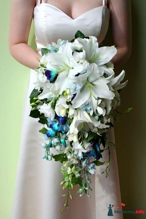 Фото 111482 в коллекции Любимые лилии - свадебные букетики - kosca