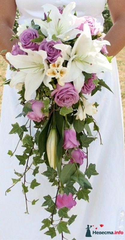 Фото 111484 в коллекции Любимые лилии - свадебные букетики - kosca