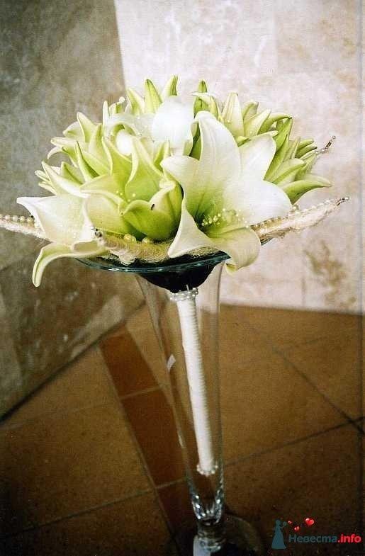 Фото 111489 в коллекции Любимые лилии - свадебные букетики