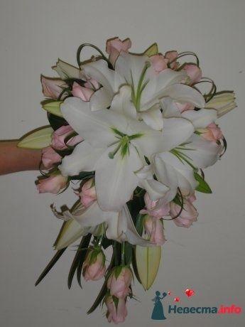 Фото 111495 в коллекции Любимые лилии - свадебные букетики