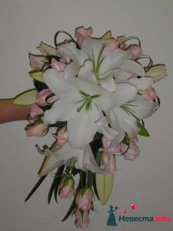Фото 111495 в коллекции Любимые лилии - свадебные букетики - kosca