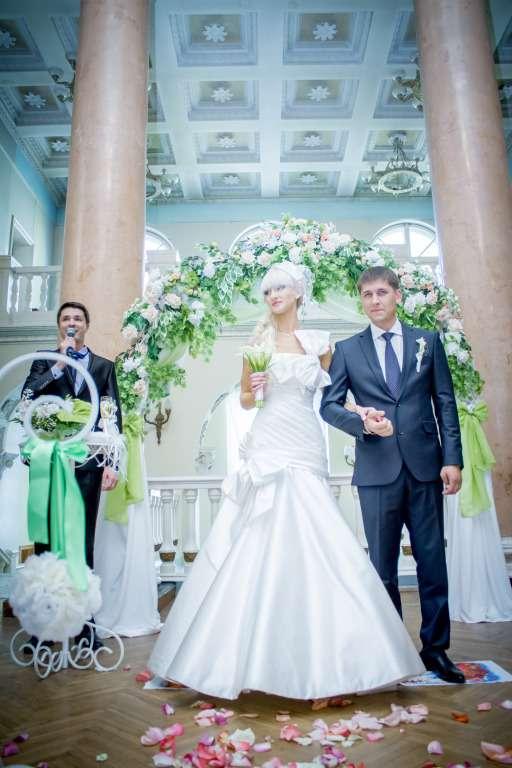Выездная церемония во дворце бракосочетаний - фото 762817 Ведущий Григорий Разумовский