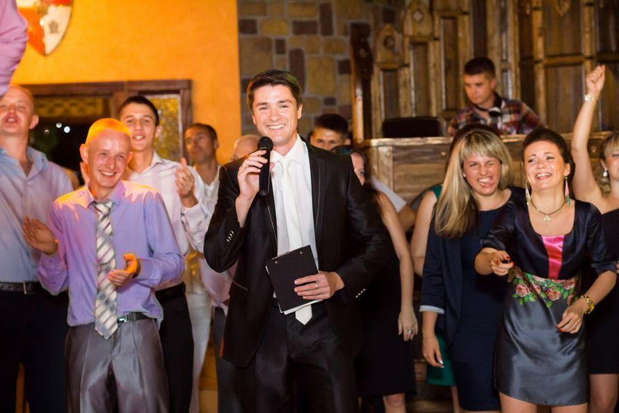 Ведущий Гриша Разумовский - классный праздник с фонтаном эмоций - фото 2586165 Ведущий Григорий Разумовский