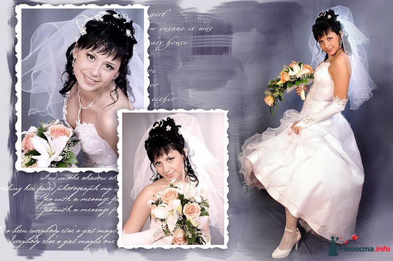 студийная свадебная съемка - фото 93234 Lena N