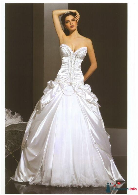Фото 93529 в коллекции Дизайнерские свадебне платья - bonnita