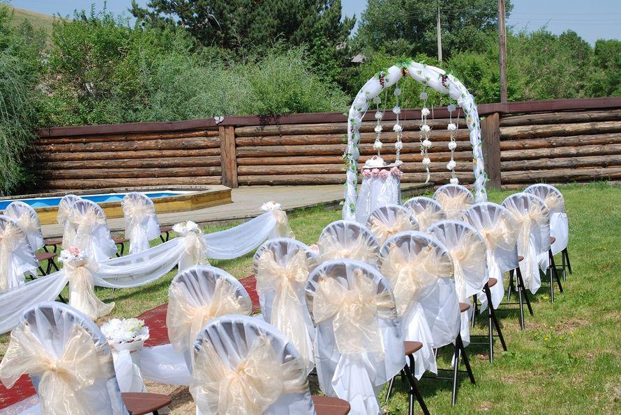 Фото 784905 в коллекции Выездная Церемония регистрации брака - Идеальная Свадьба - свадебное агентство