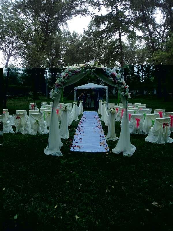 Фото 784907 в коллекции Выездная Церемония регистрации брака - Идеальная Свадьба - свадебное агентство