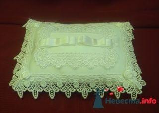 Подушечка - фото 94960 помошь невестам