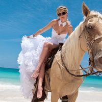 Свадебная фотосессия в Доминикане. Кап-Кана, 29.07.2013.