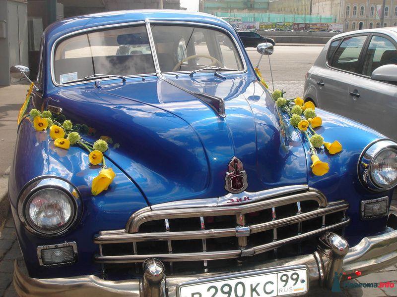 ретро - фото 107384 Флорист-декоратор Янина Венгерова