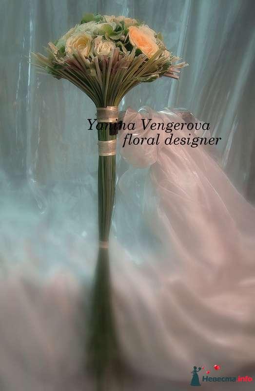 Фото 126262 в коллекции БУКЕТ НЕВЕСТЫ - Флорист-декоратор Янина Венгерова