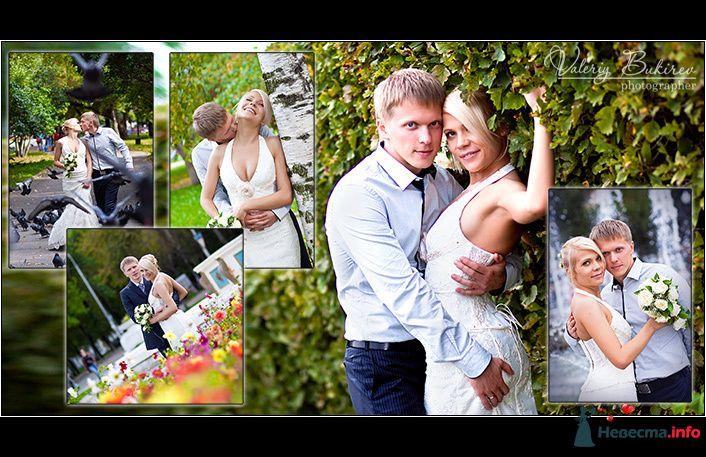 Фото 96002 в коллекции Свадебные фото - автор Валерий Букирев - Свадебный фотограф Валерий Букирев