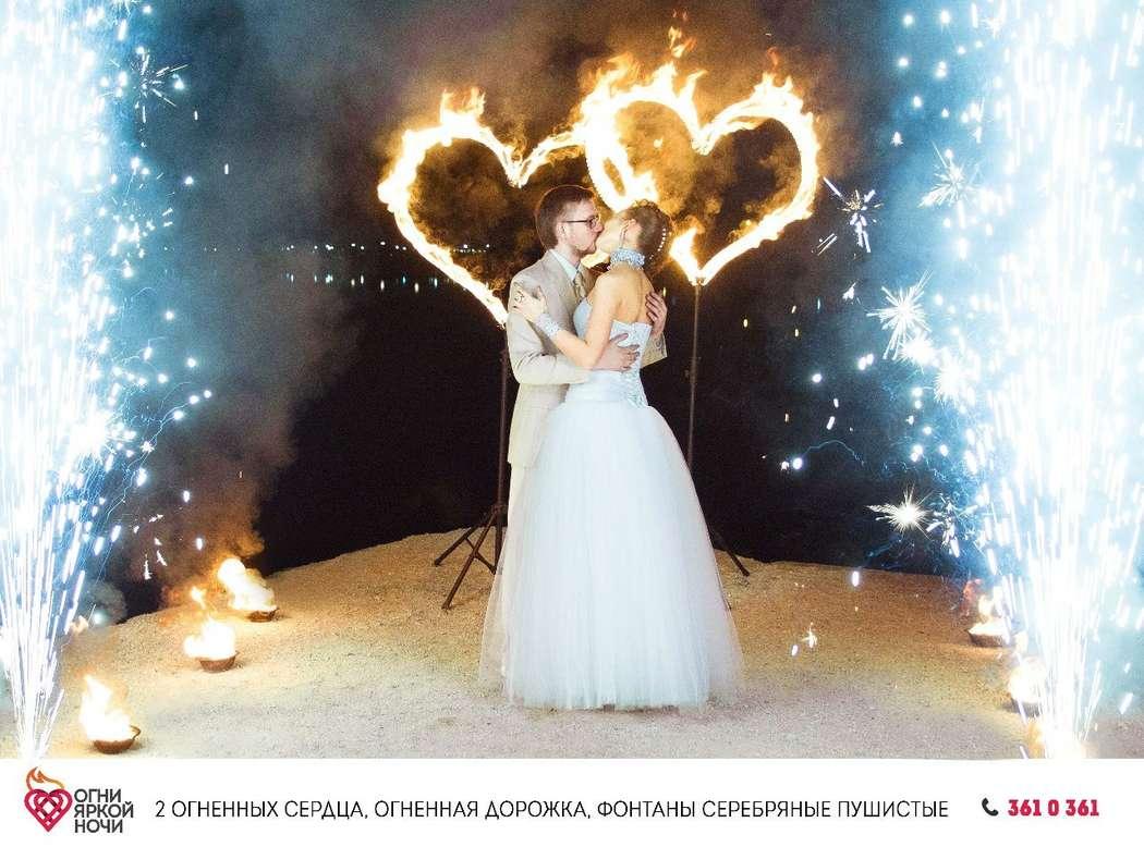 """Фото 14582046 в коллекции Портфолио - Пиротехническое шоу """"Огни яркой ночи"""""""
