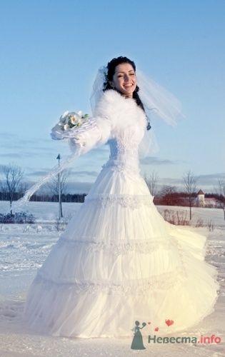 Фото 8514 в коллекции Свадебные фотографии - Невеста01
