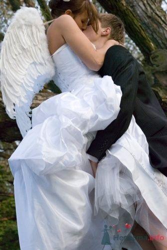 Фото 8520 в коллекции Свадебные фотографии - Невеста01