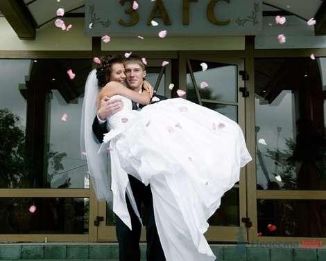 Фото 8526 в коллекции Свадебные фотографии - Невеста01