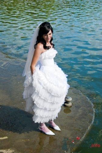 Фото 8539 в коллекции Свадебные фотографии - Невеста01
