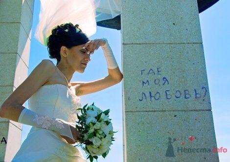 Фото 10189 в коллекции Свадебные фотографии