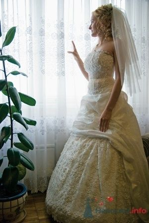 Фото 10864 в коллекции 4 октября 2008 - Невеста01