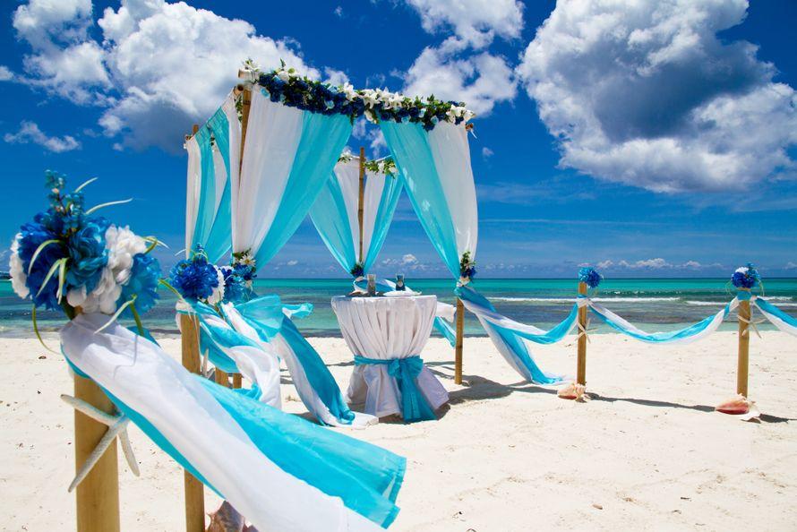 Доминикана: Бесплатная свадебная церемония в отеле CHIC BY ROYALTON PUNTA CANA