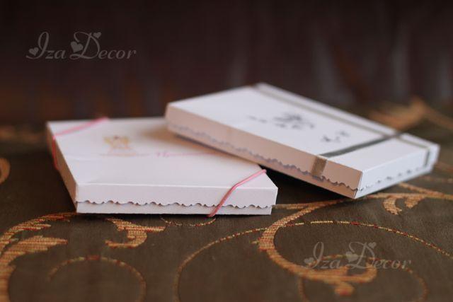 Фото 846829 в коллекции Свадебные пригласительные - IzaDecor  - дизайнерские приглашения на свадьбу