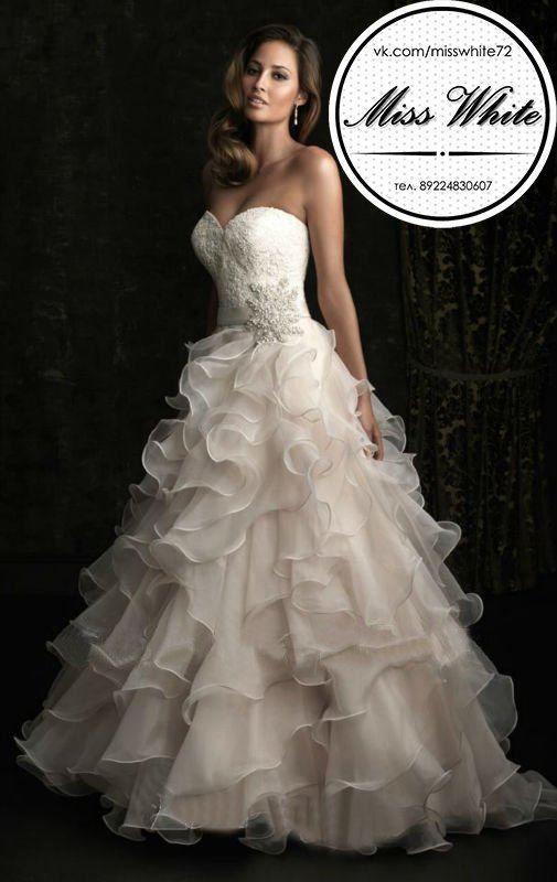 """Фото 2181822 в коллекции Мои фотографии - Салон свадебной моды """"Miss White"""""""